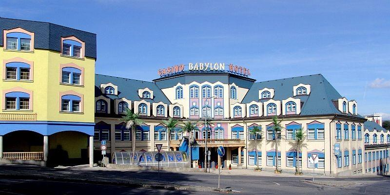 Centrum Babylon, a.s.